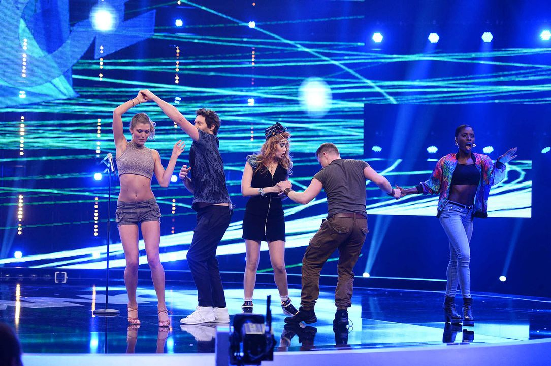 Got-To-Dance-Kim-Alex-19-SAT1-ProSieben-Willi-Weber - Bildquelle: SAT.1/ProSieben/Willi Weber