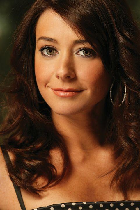 (3. Staffel) - Erlebte mit Ted viele verrückte Momente: Lily (Alyson Hannigan) ... - Bildquelle: 20th Century Fox International Television