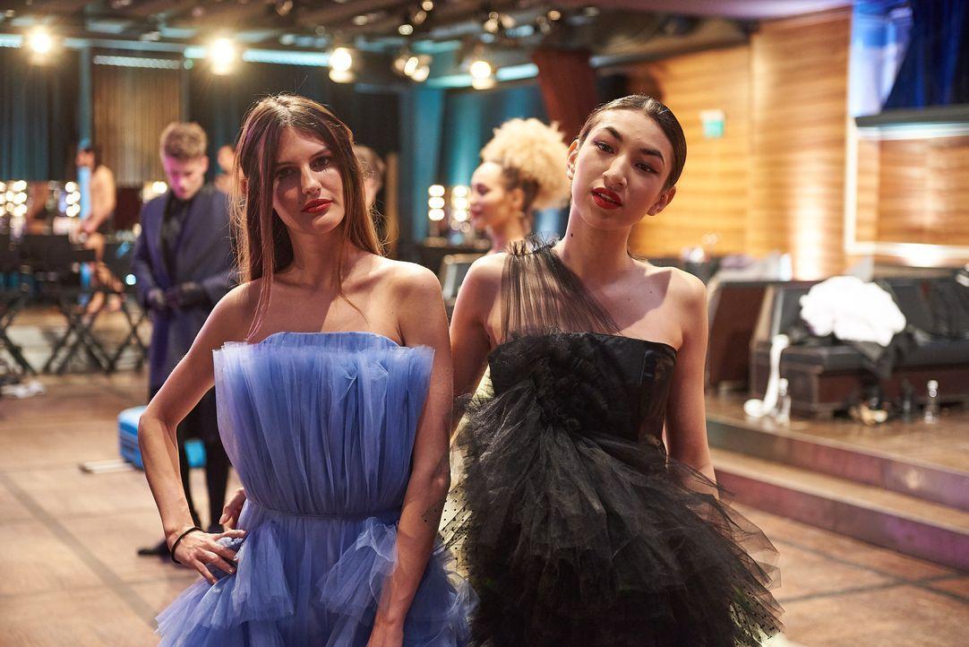 SNTM_S1_Fashion_Walk_Backs_0292 - Bildquelle: ProSieben Schweiz