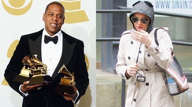 Top: Jay-Z+++Flop: Lindsay Lohan - Bildquelle: getty-AFP / Alberto Reyes - WENN.com