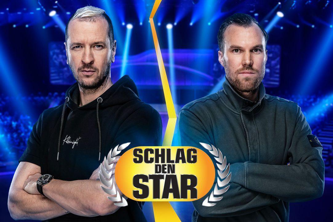 Pascal Hens (l.); Kevin Großkreutz (r.) - Bildquelle: Steffen Z. Wolff ProSieben / Steffen Z. Wolff