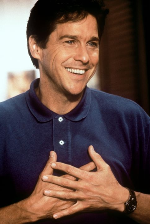 Unverhofft taucht Carols ersten Ehemann Roy (Tim Matheson), der Vater ihrer Töchter auf, und bringt das geordnete Familienleben völlig durcheinander... - Bildquelle: Paramount Pictures