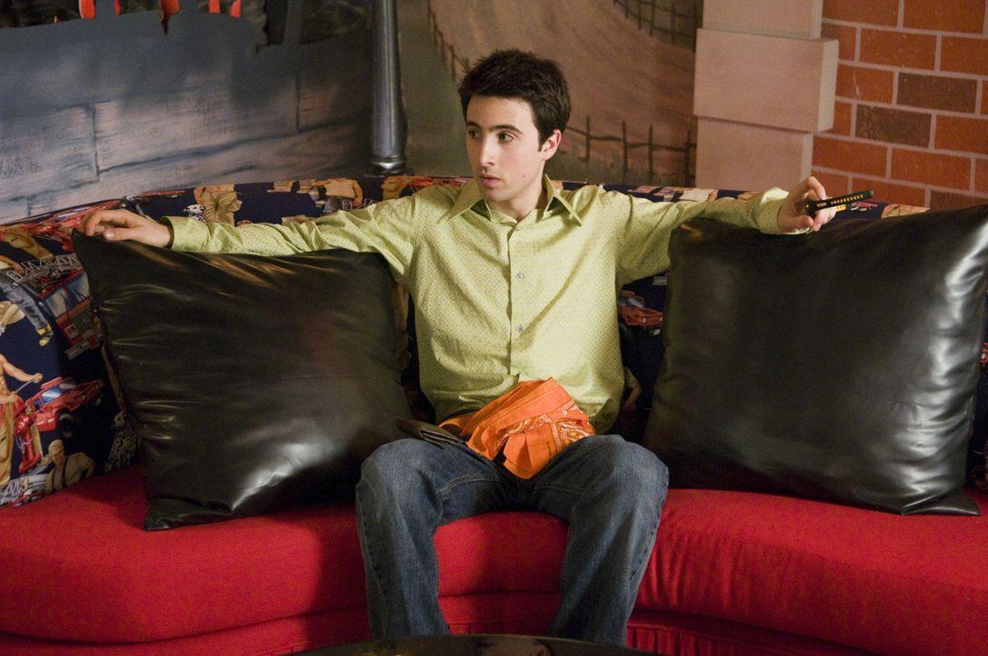 Ians (Josh Zuckerman) größte Sorge ist es, als Jungfrau aufs College gehen zu müssen. Da er bei seiner heimlichen Liebe und besten Freundin nicht... - Bildquelle: 2008 Summit Entertainment, LLC. All rights reserved