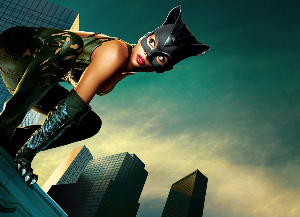 Catwoman - Artwork - Bildquelle: Warner Bros. Television