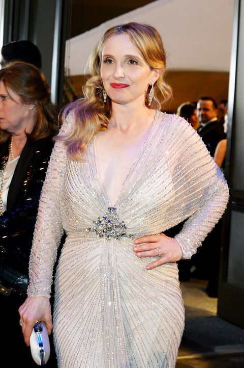 Oscars-Governors-Ball-Julie-Delpy-140302-getty-AFP - Bildquelle: getty-AFP