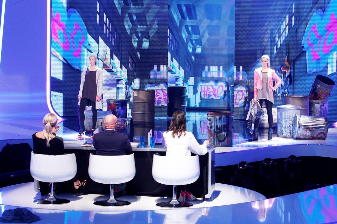 Fashion-Hero-Epi01-Show-42-ProSieben-Richard-Huebner - Bildquelle: ProSieben / Richard Huebner