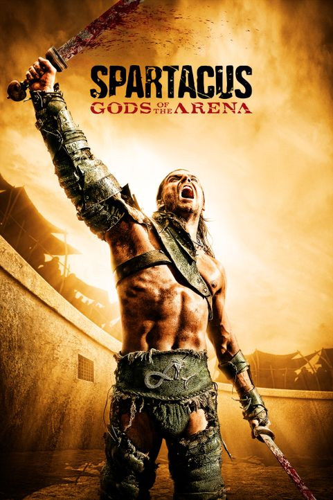 Champion der Gladiatorenschule: Gannicus (Dustin Clare) ... - Bildquelle: 2010 Starz Entertainment, LLC