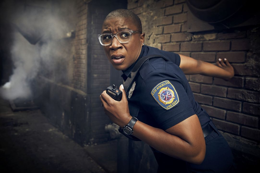 "(2. Staffel) - Henrietta ""Hen"" Wilson (Aisha Hinds) - Bildquelle: 2018-2019 Twentieth Century Fox Film Corporation.  All rights reserved."