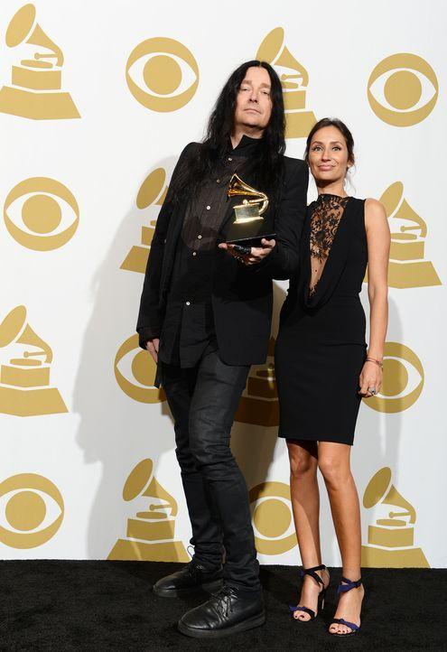 Grammy-Awards-Jonas-Akerlund-Violaine-Etienne-14-01-26-AFP - Bildquelle: AFP