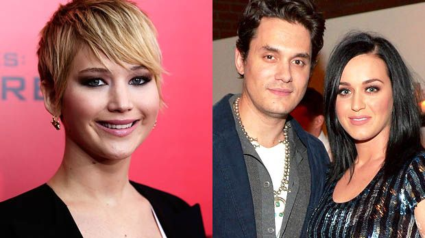 jennifer-lawrence-katy-perry-john-mayer-dpa-charley-gallay-getty-images-north-america-afp - Bildquelle: dpa, Charley Gallay/Getty Images/North America afp