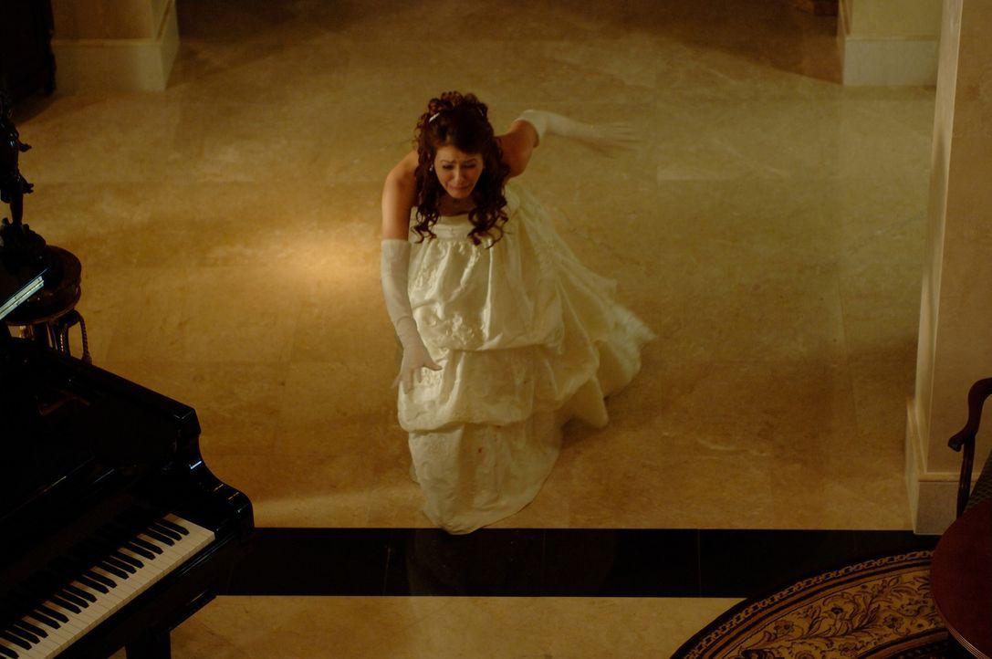 Scherz beiseite: Die Debütantinnenparty nimmt ein jähes Ende als Torrance (Scout Taylor-Compton) ihre Freundin tot auffindet ... - Bildquelle: 2008 360 Pictures LLC. All Rights Reserved.