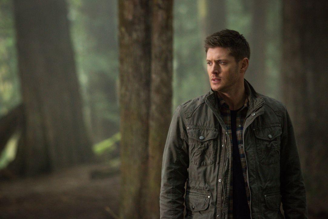 Die mächtigen Kräfte einer mysteriösen Box bringen Dean (Jensen Ackles) an einen Ort und zu einem alten Bekannten, der ihn zum Nachdenken über seine... - Bildquelle: 2016 Warner Brothers