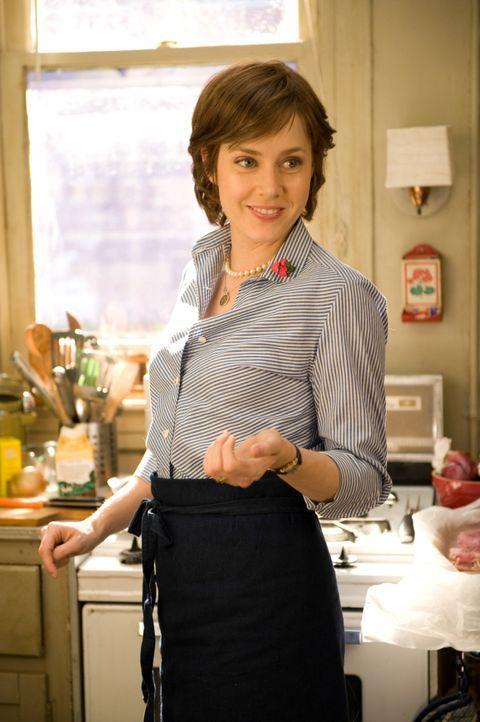 524 Rezepte hat Julia Child für ihr Kochbuch zusammengetragen. Julie Powell (Amy Adams) will diese Jahre später innerhalb eines Jahres nachkochen un... - Bildquelle: 2009 Columbia Pictures Industries, Inc. All Rights Reserved.