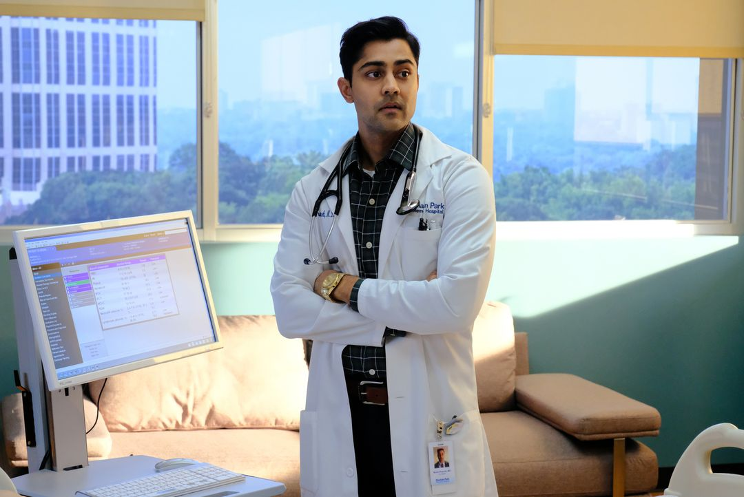 Wie wird der unerfahrene Dr. Pravesh (Manish Dayal) seine erste Schicht ohne Aufsicht überstehen? - Bildquelle: 2018 Fox and its related entities.  All rights reserved.
