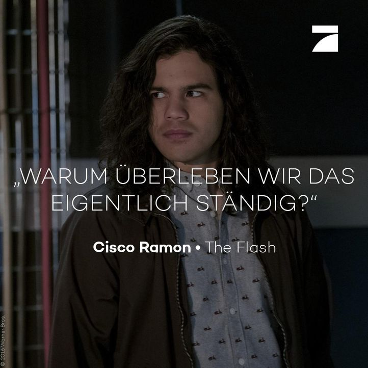 Cisco Ramon - Bildquelle: Warner Bros.