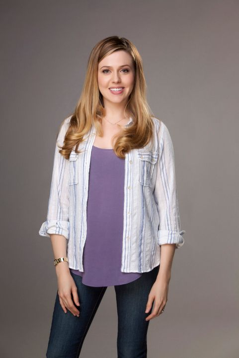 Andi (Majandra Delfino) - Bildquelle: 2013 CBS Broadcasting, Inc. All Rights Reserved.
