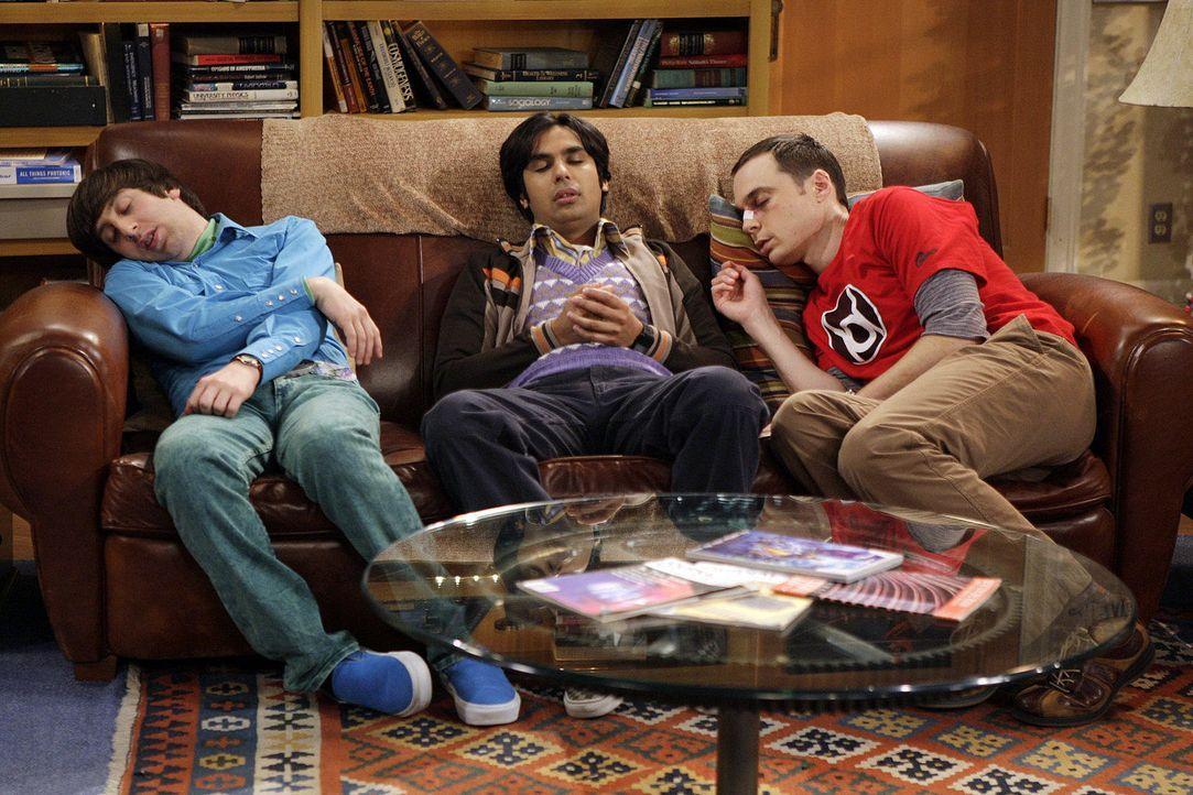 Die Bilder zu The Big Bang Theory: Staffel 3 Episode 17