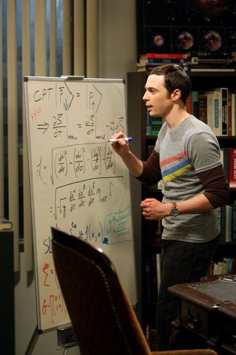 Sheldon (Jim Parsons) wird von seinen Freunden mit einem Streich zu Halloween reingelegt. Nun versucht er sich an ihnen zu rächen ... - Bildquelle: Warner Bros. Television