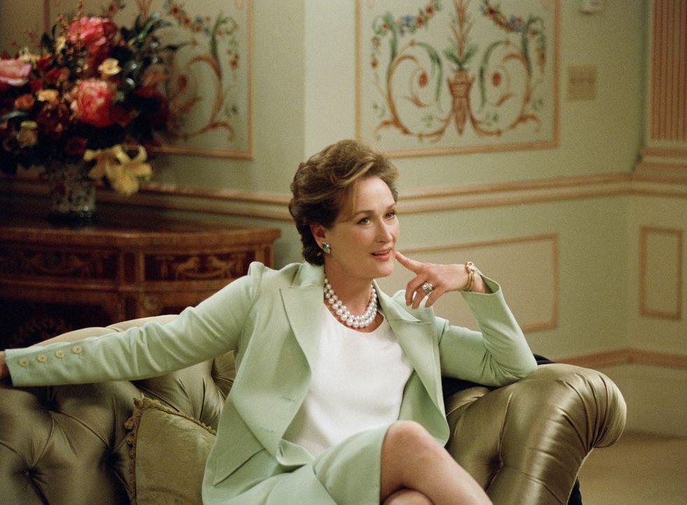 Eleanor Shaw (Meryl Streep) verfolgt nur ein Ziel: Ihr Sohn Raymond soll eines Tages die USA regieren ... - Bildquelle: Paramount Pictures