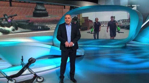 Galileo - Galileo - Die E-scooter-kidnapper Von San Diego