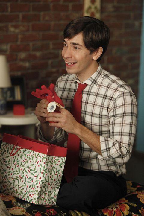 Hat ein ganz besonderes Geschenk für Jess: Paul (Justin Long) ... - Bildquelle: 20th Century Fox