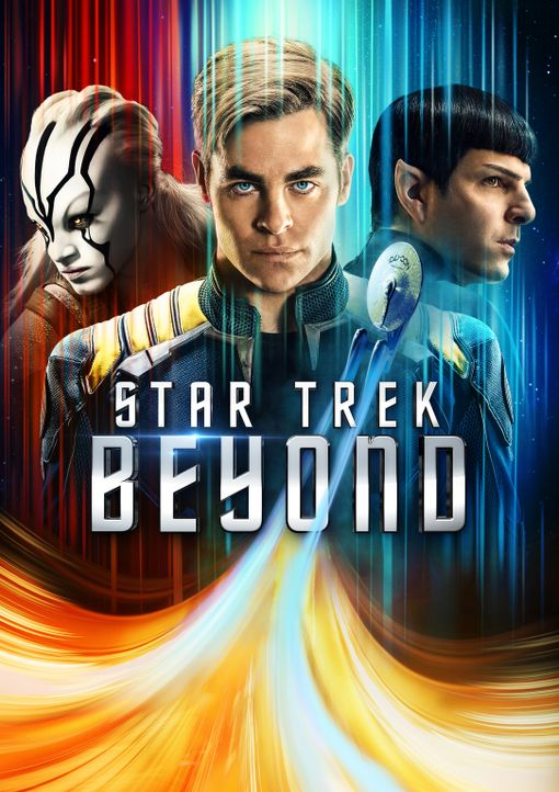 Star Trek Beyond - Artwork - Bildquelle: 2016 Paramount Pictures. STAR TREK and related marks and logos are trademarks of CBS Studios Inc.