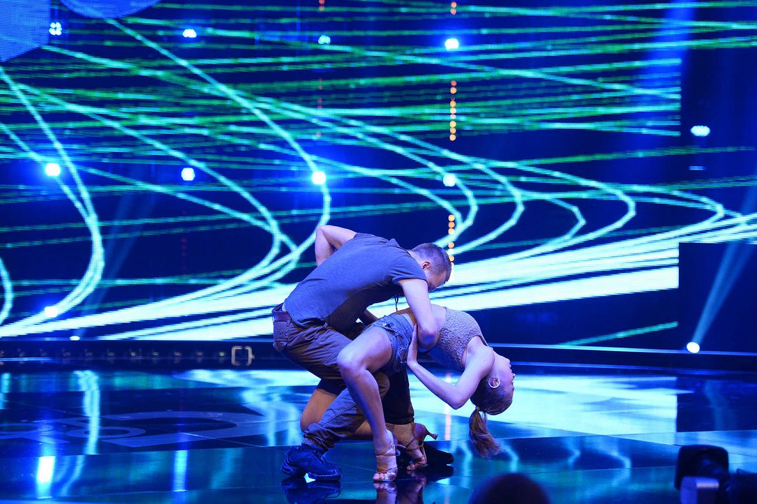Got-To-Dance-Kim-Alex-11-SAT1-ProSieben-Willi-Weber - Bildquelle: SAT.1/ProSieben/Willi Weber