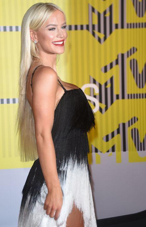 MTV-VMAs-150830-01-Gigi-Gorgeous-getty-AFP - Bildquelle: MARK RALSTON / AFP