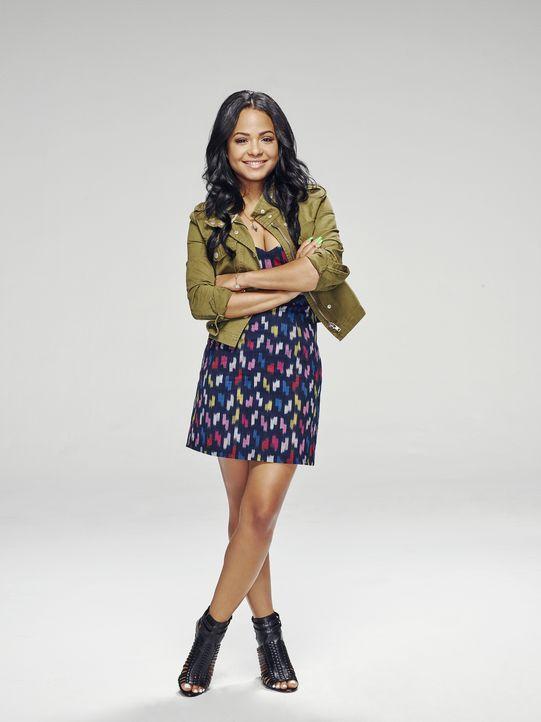 (1. Staffel) - Die aufgedrehte Vanessa (Christina Milian) hatte nicht geplant, von ihrem Kumpel Gerald schwanger zu werden, muss sich nun aber mit d... - Bildquelle: Tommy Garcia ABC Studios