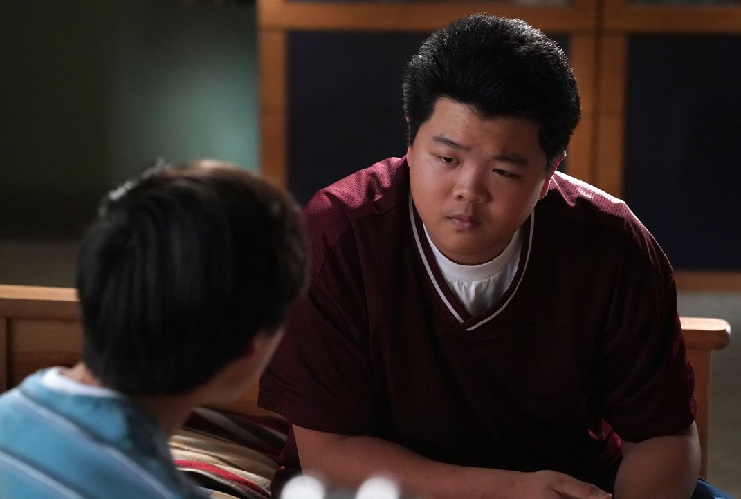 Eddie Huang (Hudson Yang) - Bildquelle: 2018-2019 American Broadcasting Companies.  All rights reserved.