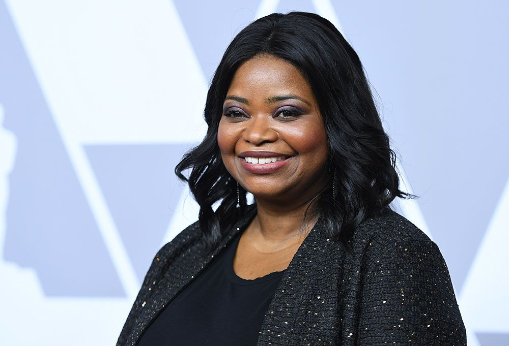 Octavia-Spencer-180205-AFP - Bildquelle: AFP PHOTO / Robyn BECK