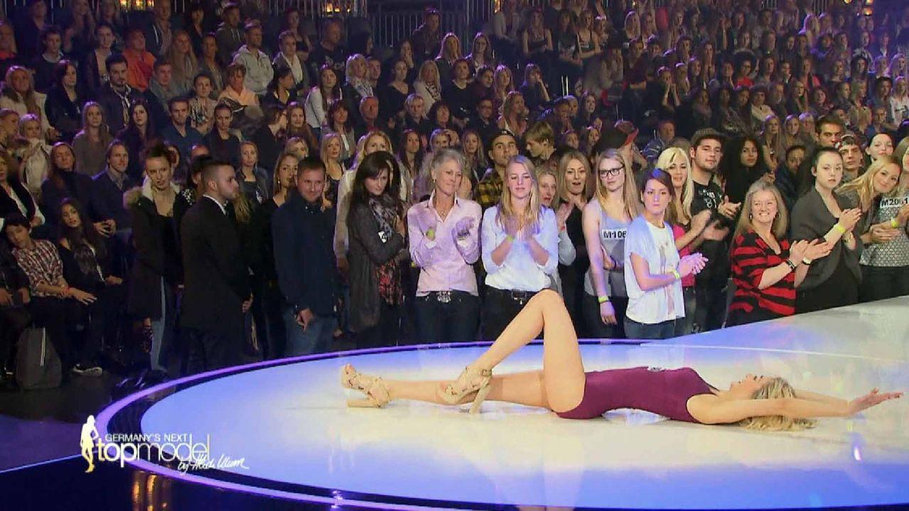 GNTM-10-Sendung02_081 - Bildquelle: ProSieben