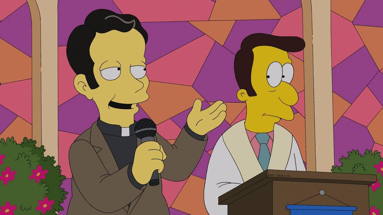 Ganz Springfield ist von einer Bettwanzen-Plage befallen, seitdem sich die Simpsons in New York eine neue Couch gekauft haben. Mit der Plage wachsen... - Bildquelle: und TM Twentieth Century Fox Film Corporation - Alle Rechte vorbehalten