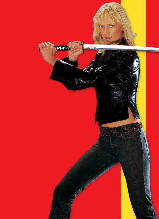 Beatrix Kiddo (Uma Thurman) setzt alles daran, die letzten drei verbliebenen Mitglieder der Todesschwadronen, die einst ihren Verlobten samt Hochzei... - Bildquelle: Miramax Films. All rights reserved