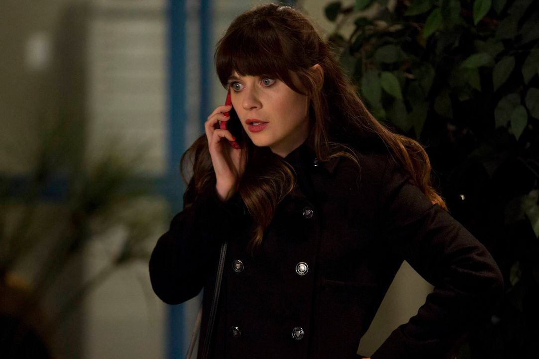 Ein überraschender Anruf bringt Jess' (Zooey Deschanel) Wochenendpläne komplett durcheinander. Ihre Schwester ist in der Stadt ... - Bildquelle: 2014 Twentieth Century Fox Film Corporation. All rights reserved.