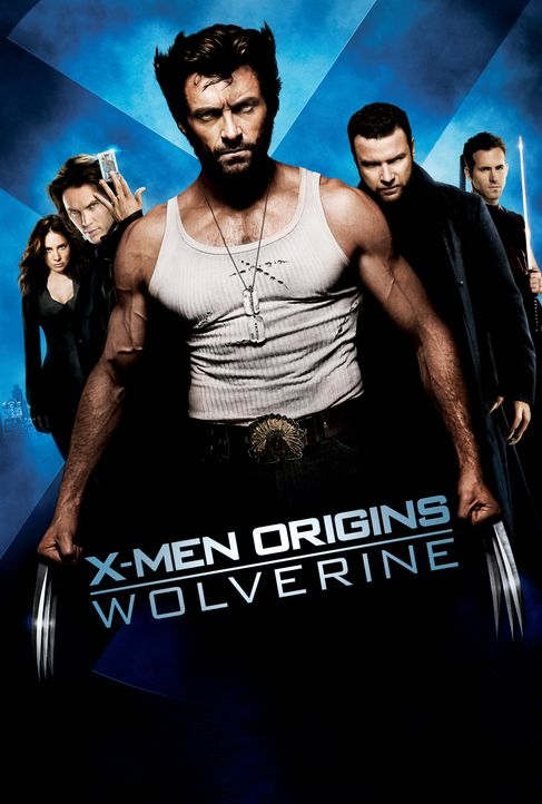 X-Men Origins: Wolverine - Artwork - Bildquelle: 2009 Twentieth Century Fox Film Corporation. All rights reserved. X-Men Character Likenesses TM &   2009 Marvel Characters, Inc. All Rights Reserved