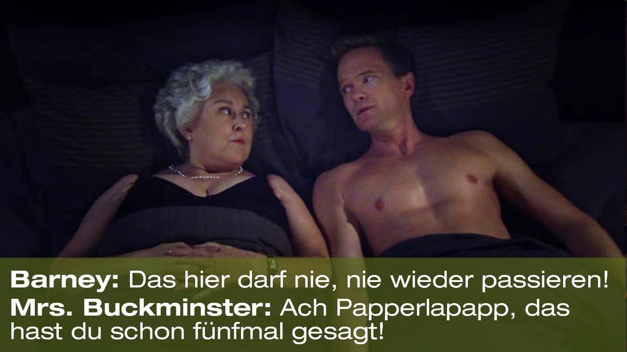 how-i-met-your-mother-zitat-quote-staffel-8-episode-3-nannies-super-nanny-10-barney-foxpng 1600 x 900 - Bildquelle: 20th Century Fox