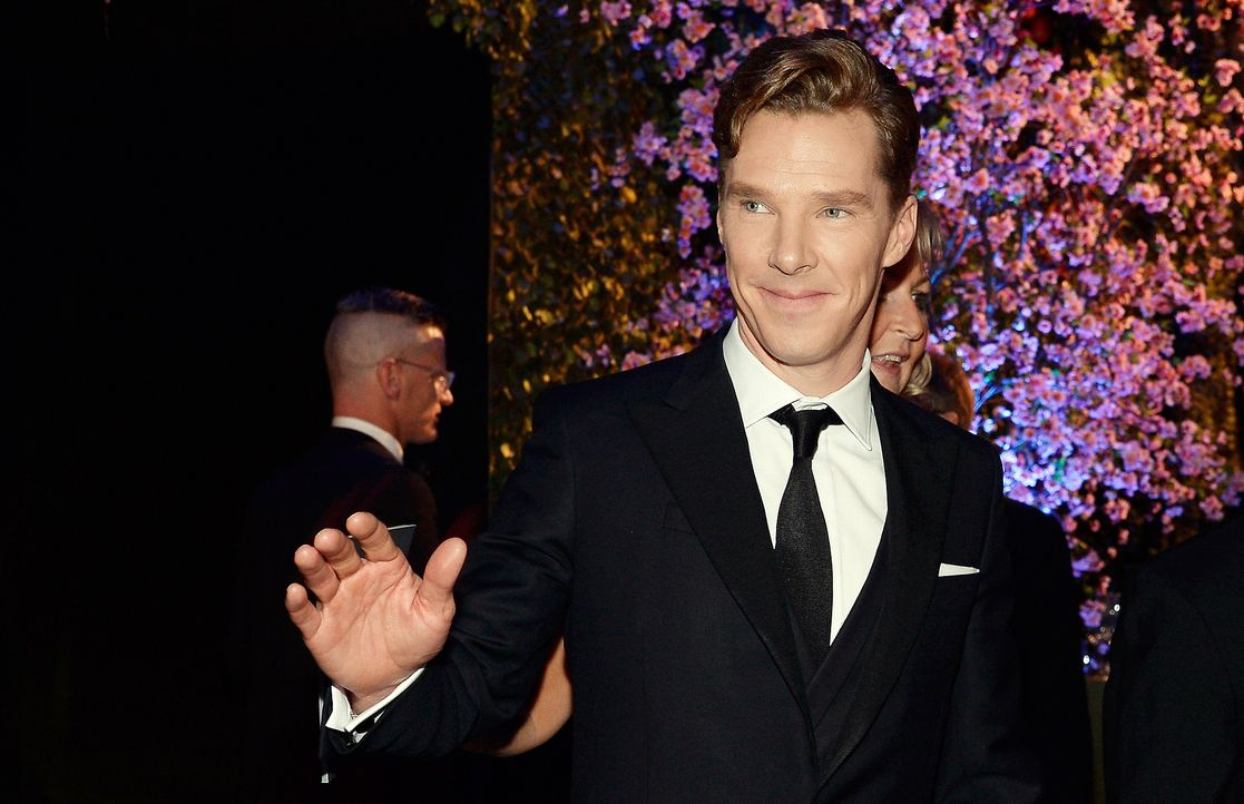 Oscars-Governors-Ball-Benedict-Cumberbatch-140302-getty-AFP - Bildquelle: getty-AFP