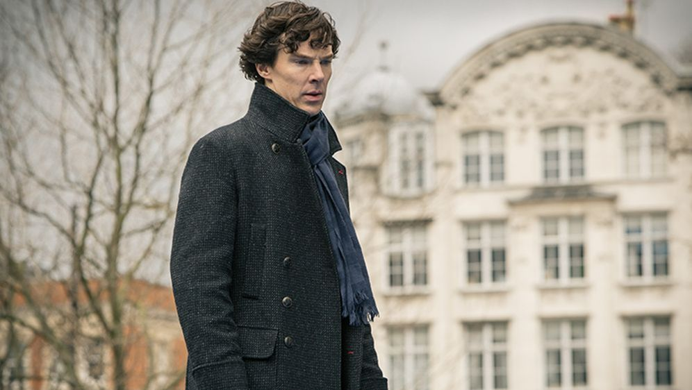 - Bildquelle: Facebook/Sherlock.BBCW