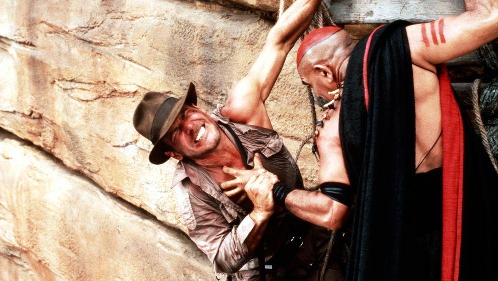 Indiana Jones und der Tempel des Todes - Bildquelle: Paramount Pictures