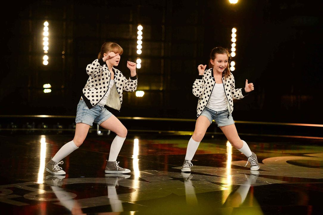 Got-To-Dance-Delia-Viktoria-06-SAT1-ProSieben-Willi-Weber - Bildquelle: SAT.1/ProSieben/Willi Weber