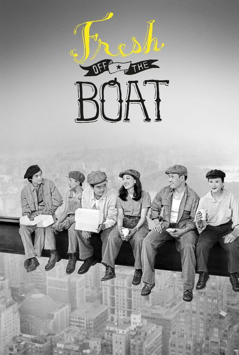 (6. Staffel) - Fresh Off the Boat - Artwork - Bildquelle: 2019-2020 American Broadcasting Companies.  All rights reserved.