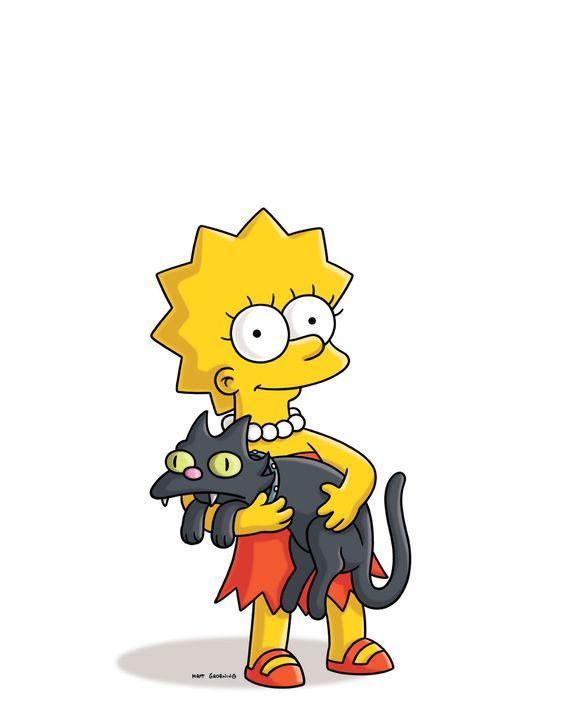 (23. Staffel) - Ihr Intelligenzquotient liegt über dem von 98 % der Bevölkerung und zwar bei 159: Lisa Simpson - Bildquelle: und TM Twentieth Century Fox Film Corporation - Alle Rechte vorbehalten