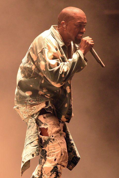 Kanye-West-1506279-AFP - Bildquelle: AFP