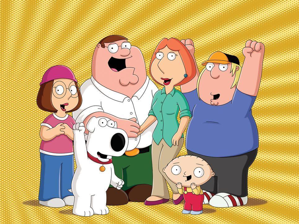 (13. Staffel) - Eine Familie der besonderen Art: Die Griffins ... - Bildquelle: 2014 Twentieth Century Fox Film Corporation. All rights reserved.