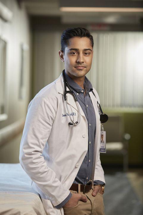 (1. Staffel) - Dr. Devon Pravesh (Manish Dayal) kommt frisch von der Uni und beginnt im Chastain Park Memorial Hospital als Assistenzarzt. Schnell m... - Bildquelle: David Johnson 2018 Fox and its related entities.  All rights reserved./ David Johnson