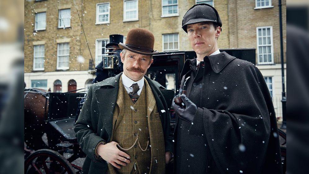 - Bildquelle: Facebook/Sherlock