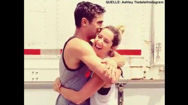 Ashley-Tisdale-Zac-Efron-Instagram - Bildquelle: QUELLE: Ashley Tisdale/Instagram
