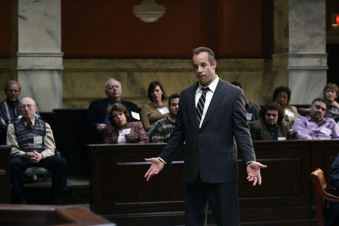 Mafiosi Jack DiNorsio (Vin Diesel) vertritt sich selbst vor Gericht und sorgt damit für einen Prozessmarathon von über 600 Verhandlungstagen. Wird e... - Bildquelle: 2006 Yari Film Group Releasing, LLC