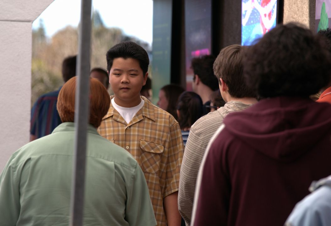 Eddie Huang (Hudson Yang) - Bildquelle: Mitchell Haaseth 2018-2019 American Broadcasting Companies.  All rights reserved.